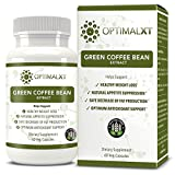 100% All Natural Green Coffee Bean Weight Loss Supplements for Quick Weight Loss + Advanced Antioxidants – Best Weight Loss Supplement & Fat Burning Pills – 60 Veggie Diet Pills That Work