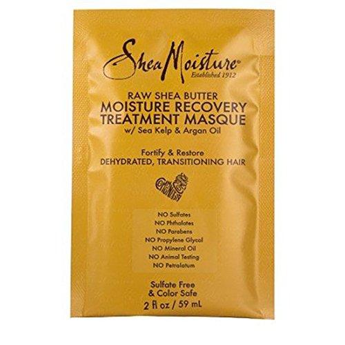 Shea Moisture Raw Shea Butter Deep Treatment Masque Packet's