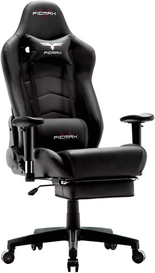 Ficmax Ergonomic Gaming Chair - Best Massage Gaming Chair
