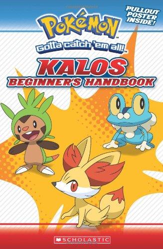 Pokemon: Kalos Beginner's Handbook PDF