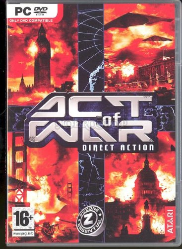 Act of War Direct Action (輸入版) B0006SK5TM Parent