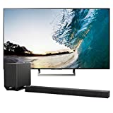 """Sony XBR-75X850E 75"""" 4K Ultra HD LED Smart TV with Wi-Fi and Bluetooth with HT-ST5000 7.1.2ch 800W Dolby Atmos Sound Bar"""