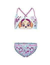 Paw Patrol Girls Swimwear Two Piece Bikini