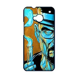 EVA Breaking Bad HTC ONE M7 Case, The Breaking Bad Hard Plastic Protection Cover for HTC ONE M7 by runtopwell