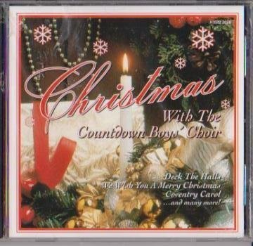 Christmas with the Countdown Boys' Choir (Countdown Christmas Rings)