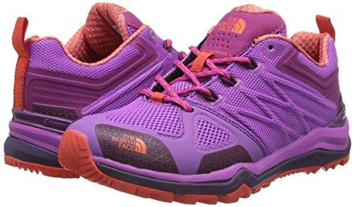 Morado North The Femme Ultra De Ii Violet Randonnée Chaussures Pamplona sweet Face Fastpack W Purple apPZp