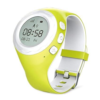 ShenYo Kid Smartwatch G2 - Reloj de posición Inteligente para niños con GPS antipérdida, Bluetooth