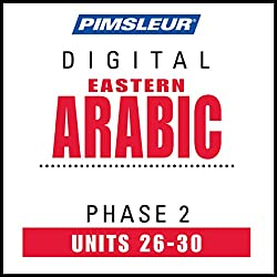 Arabic (East) Phase 2, Unit 26-30