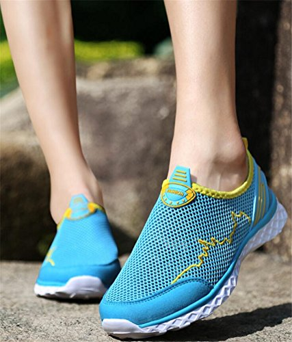 D Shoes Pull Shoes Swim Summer On Water Mesh Quick Aqua Drying Outdoor Sports Womens Beach xw1OCY6q