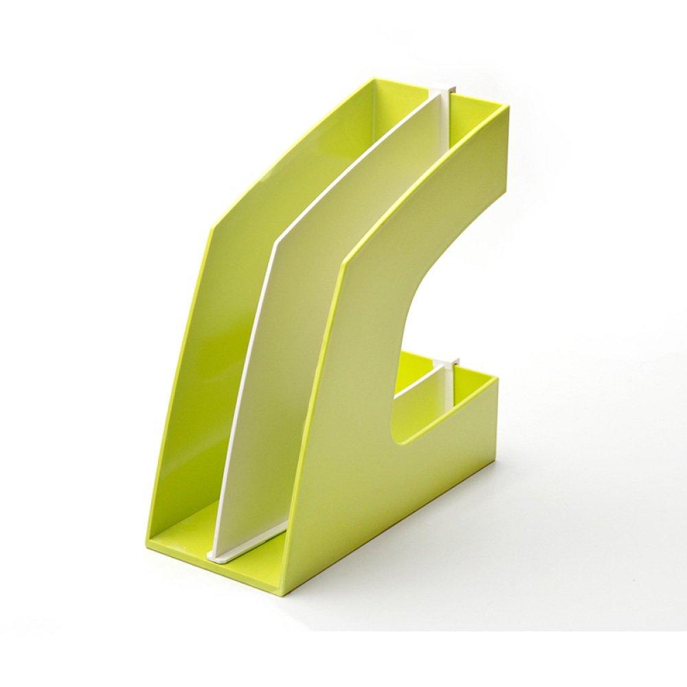 ANHPI Bücherregal Von File File File Bar Aktenordner Bürobedarf Schreibwaren Desktop File Storage Rack Dateikörbe,F B07F8W3WW4 | Einzigartig  26d587