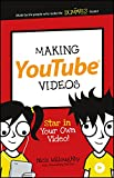 img - for Making YouTube Videos: Star in Your Own Video! (Dummies Junior) book / textbook / text book