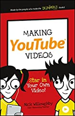 """The fast and easy way for kids to shoot, edit, and share videos on YouTube Does your child long to create and post videos on YouTube in hopes of becoming the next """"YouTube celebrity?"""" Whether looking to go viral or simply wanting to make vide..."""