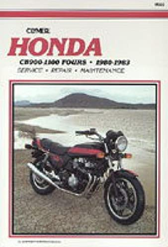 1981 Honda Cb900 Custom Service Manual Data Wiring Diagrams U2022 Cx500 Diagram Cb900f