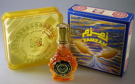 Zamzam Roll Alcohol Arabian Perfume product image