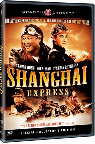 Shanghai Express (Special Collector's Edition) by Dragon Dynasty