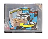 Plano Trading Card Storage Case Box Jammers Holds 1100 Baseball Basketball
