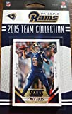 St. Louis Rams 2015 Score Factory Sealed Team Set Nick Foles Todd Gurley Rookie Card Plus