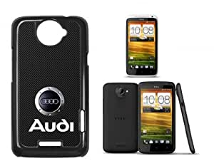 HTC ONE X Hard Case With Printed Design Audi