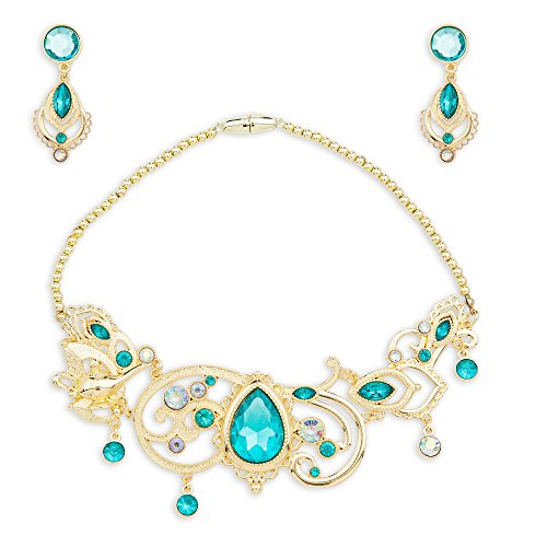 Disney Jasmine Jewelry Set for Girls Gold428427939749