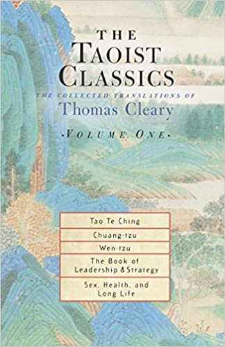 The Taoist Classics, Volume One: The Collected Translations