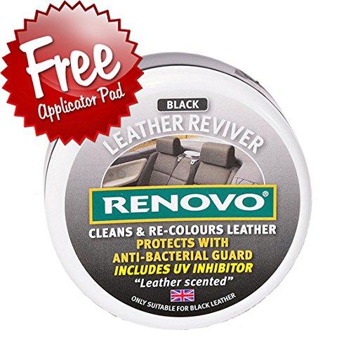 Intérieur En Raviveur Noir Cuir Renovo Shipping Free Pour F1uTK3c5lJ