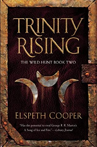 book cover of Trinity Moon