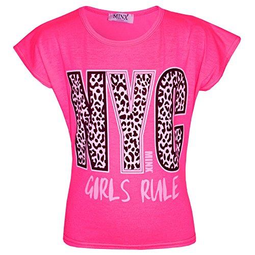 Ni Nyc A Regla Imprimir 7 8 Top Moda Ni 9 os Edad 12 11 A2z Ne 4 os 13 10 Chicas Girls Moda os tYFfqWn