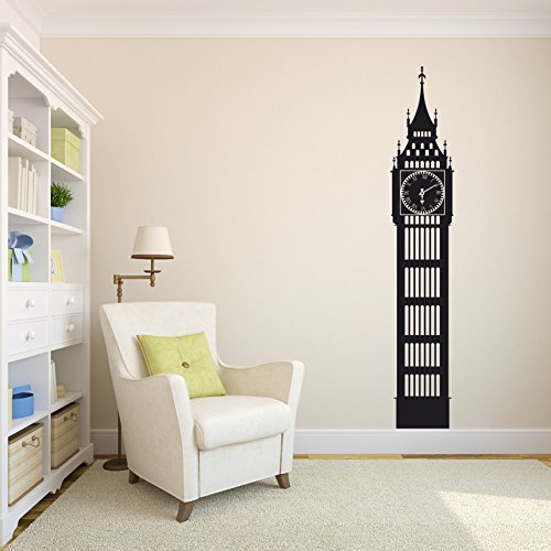 Wall Decals London Wall Stickers Decorative Wall Stickers - 4