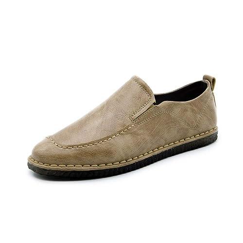 Idea Frames Mocasines de Charol para Hombre: Amazon.es: Zapatos y complementos