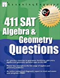 411 SAT Algebra and Geometry Questions, LearningExpress Staff, 1576855600