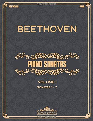 Volume I Sheet music Nos. 1-7 Piano Sonatas