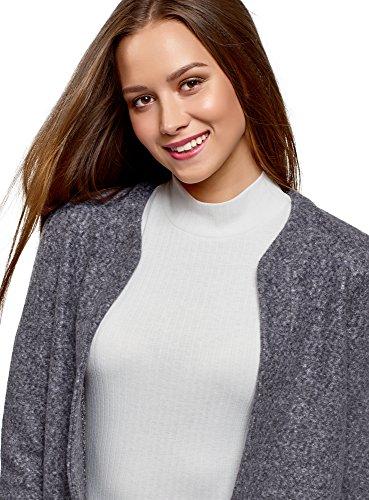Ultra Cardigan oodji Femme Textur en Tissu q4n8FRw
