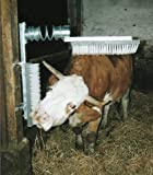 Ersatzbürste Kratzbürste mit Kunststoffrücken für Viehbürste Eurofarm und andere Modelle