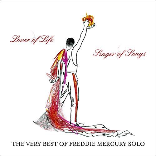 The Very Best of Freddie Mercury Solo: Lover of Life, Singer of Songs]()