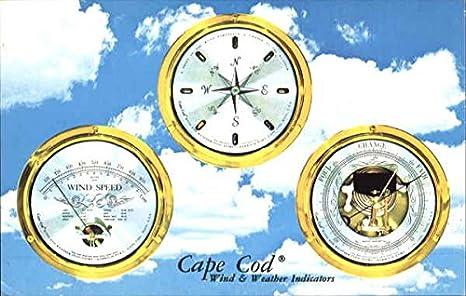 Amazon com: Vintage Advertising Postcard: Cape Cod Wind