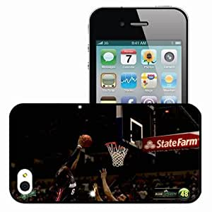 Personalized iPhone 5 5s Cell phone Case/Cover Skin Nba 2k13 Black