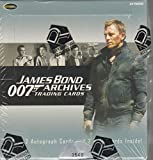 James Bond Archives (2009) Factory Sealed Trading Card Box by Rittenhouse Archives in 2013