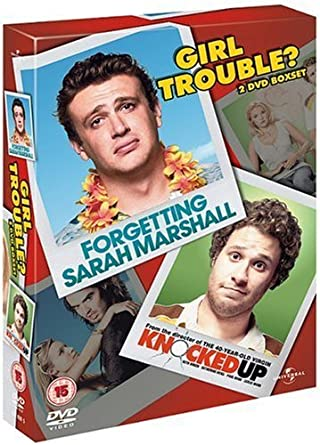 Forgetting Sarah Marshall Knocked Up Dvd Amazon Co Uk Jason