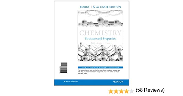 Chemistry structure and properties books a la carte edition chemistry structure and properties books a la carte edition nivaldo j tro 9780321869968 amazon books fandeluxe Choice Image