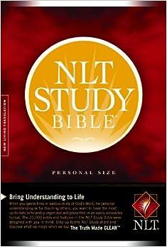 NLT STUDY BIBLE PER SZ PB
