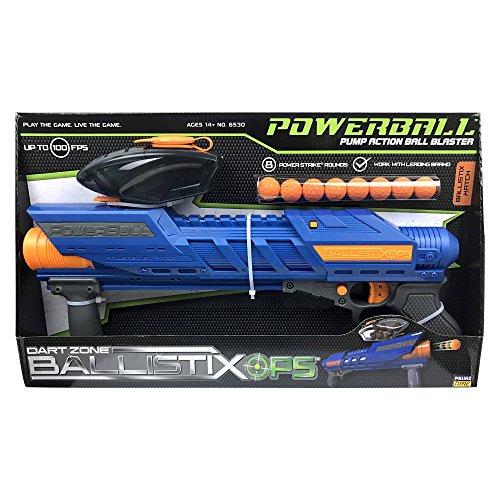 Dart Zone Ballistix Powerball Blaster