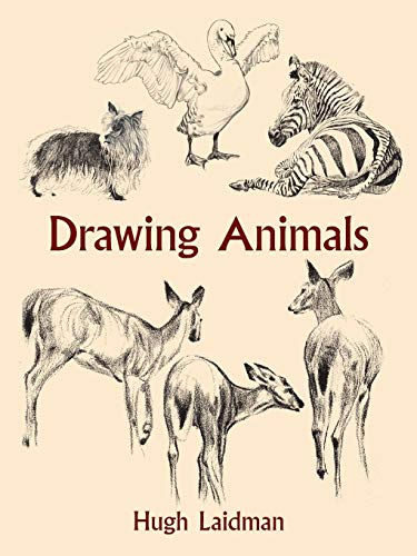 Drawing Animals Dover Art Instruction