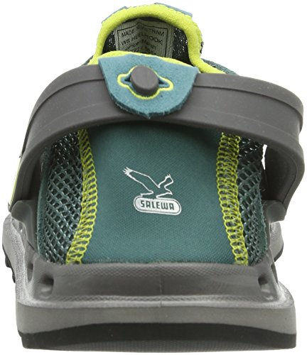 Salewa Chaussures randonnée Heelhook Vert femme de Ws Grün xgFSqxz1w