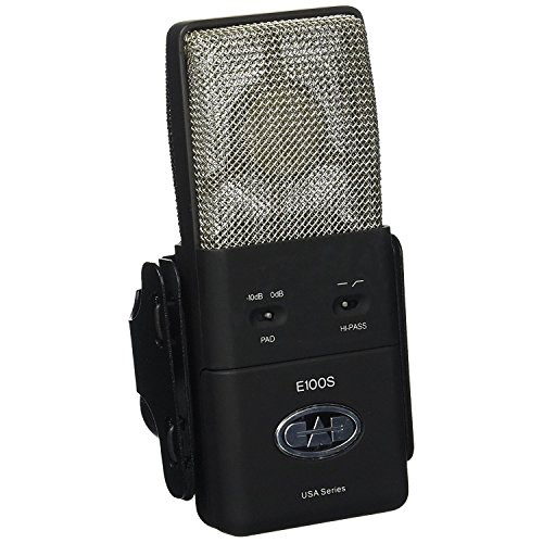 CAD Audio Equitek E100S Large Diaphragm Supercardioid Condenser Microphone from CAD