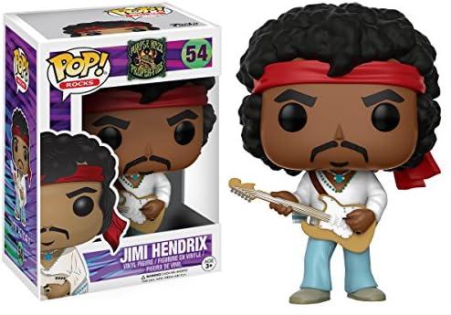Funko- Pop Vinile Rocks Jimi Hendrix Woodstock, 14352