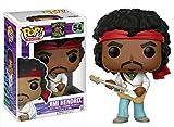 Funko Pop Rocks: Music - Jimi Hendrix Woodstock Toy Figure