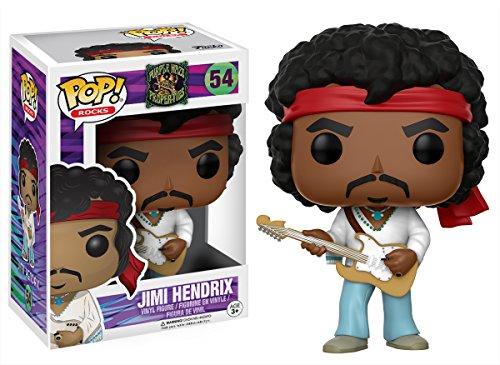 Funko Pop Rocks: Music - Jimi Hendrix Woodstock Toy Figure 2