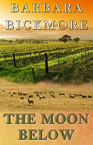 book cover of The Moon Below