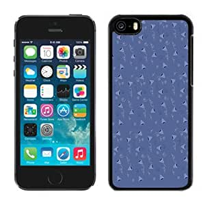 New Personalized Custom Designed For iPhone 5C Phone Case For Blue Vintage Patterns Phone Case Cover