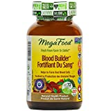 MegaFood - Blood Builder, Helps to Form Red Blood Cells, 72 Count